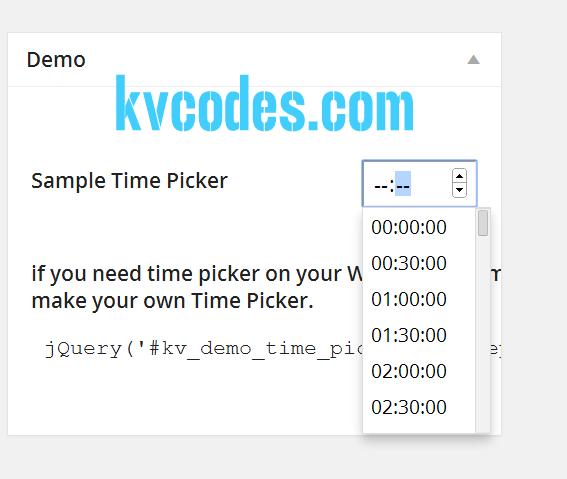 kv_timepicker
